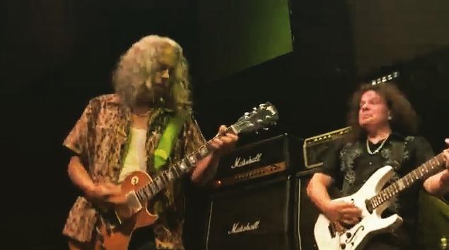 UFO with Kirk Hammett