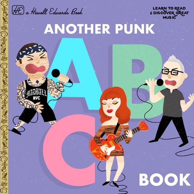ANOTHER PUNK ABC BOOK