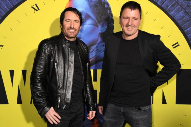 Trent Reznor & Atticus Ross - CREDIT: Jeff Kravitz/FilmMagic