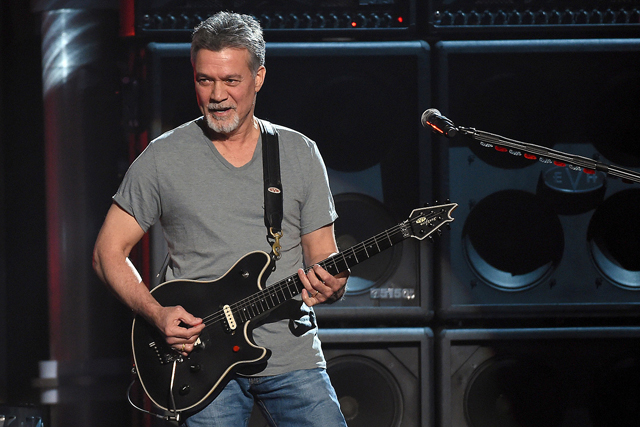 Eddie Van Halen - Ethan Miller, Getty Images
