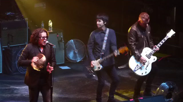 The Cult with Johnny Marr