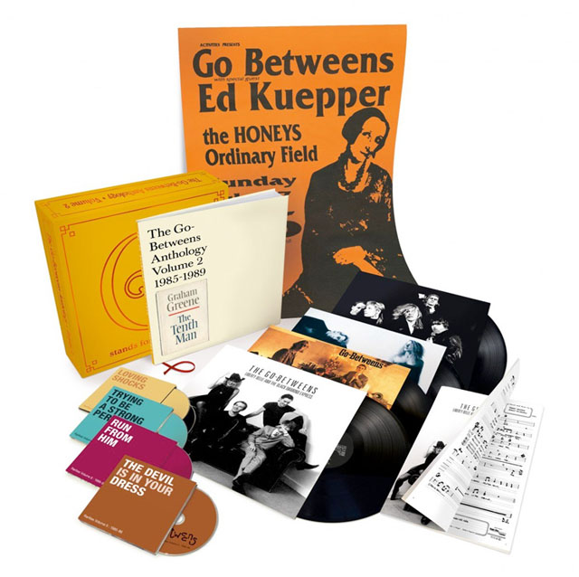 The Go-Betweens / G Stands for Go-Betweens Volume Two - 1985-1989