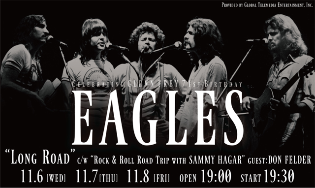 Eagles : Long Road