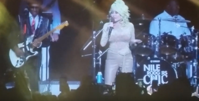 Chic feat. Nile Rodgers with Dolly Parton