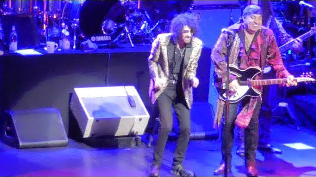 Little Steven & The Disciples of Soul with Peter Wolf -