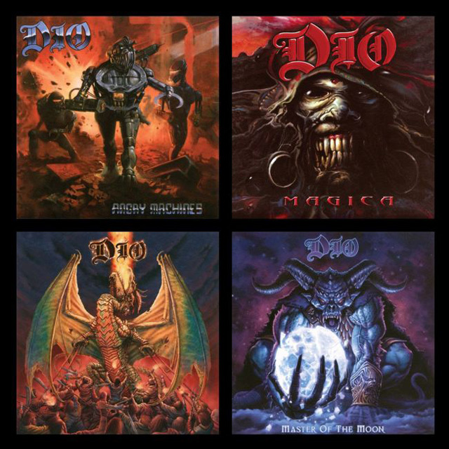 Dio / The Studio Collection: 1996-2004