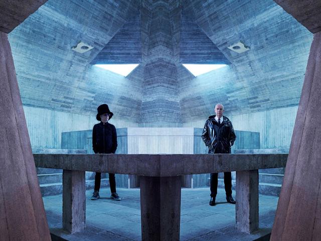 Pet Shop Boys - Photo by Phil Fisk