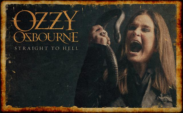 Ozzy Osbourne / Straight To Hell