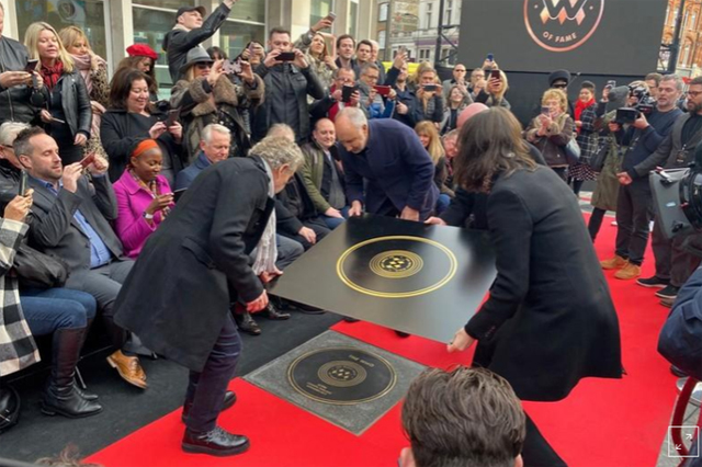 The Who - The Music Walk of Fame