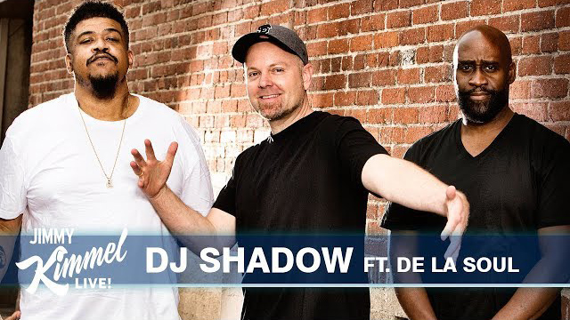 DJ Shadow Ft. De La Soul