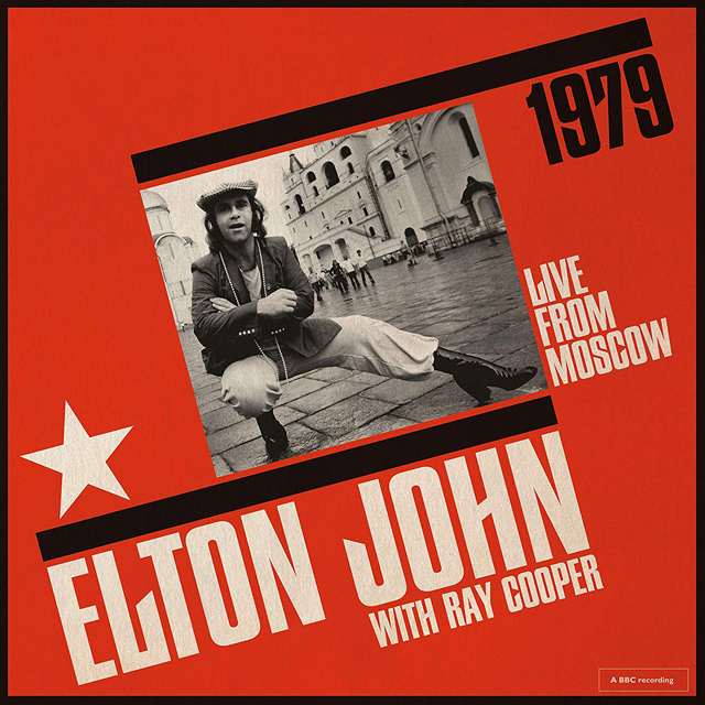 Elton John with Ray Cooper / Live From Moscow