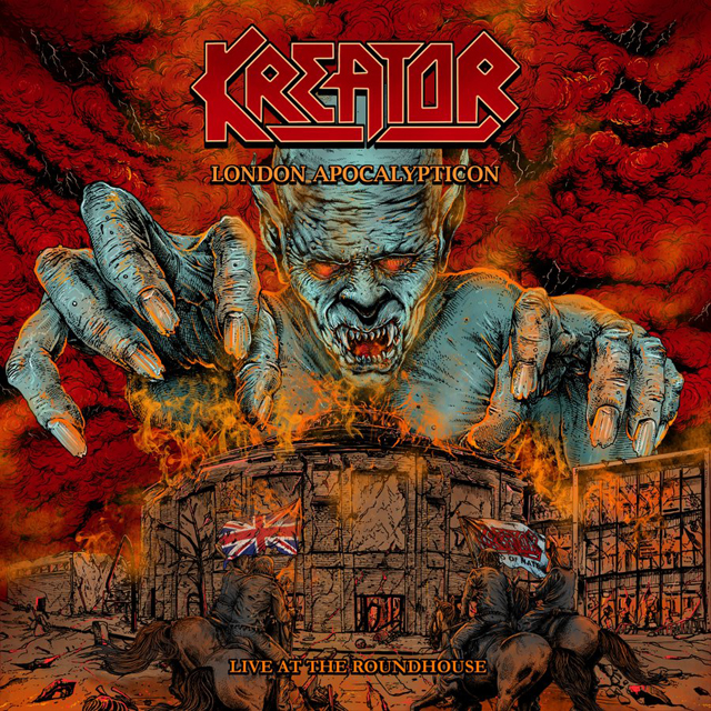 Kreator / London Apocalypticon - Live At The Roundhouse