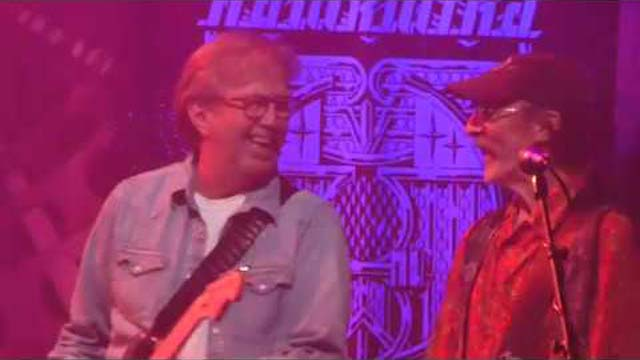 Hawkwind with Eric Clapton