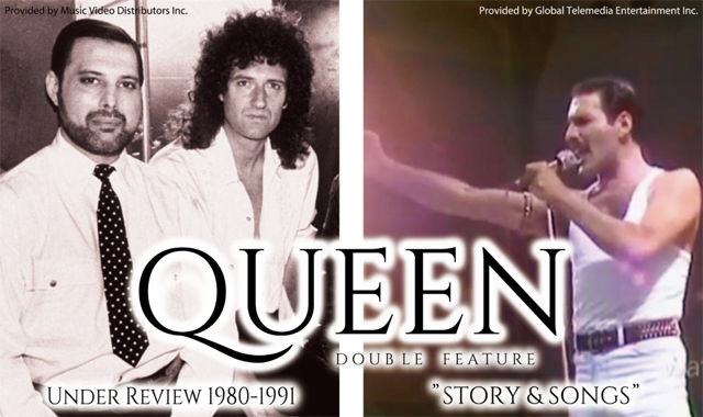 QUEEN:Under Review 1980-1991、QUEEN:Story & Songs