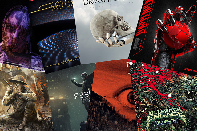 Loudwire - The 50 Best Metal Albums of 2019