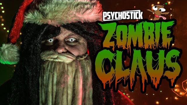 Zombie Claus - Psychostick (Rob Zombie Dragula Parody)