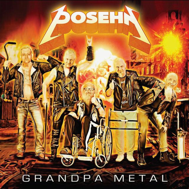 Posehn / Grandpa Metal