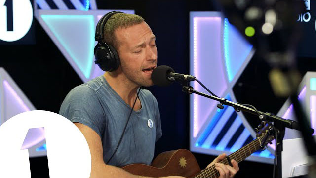 BBC Radio 1 - Coldplay turn your Bleak Mornings into songs