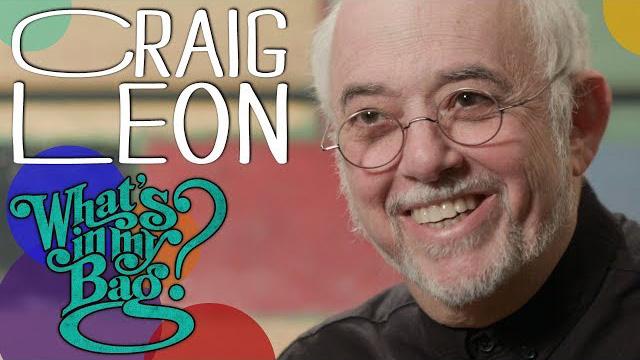 Craig Leon - What's In My Bag? - Amoeba