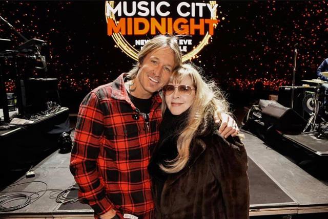 Keith Urban & Stevie Nicks