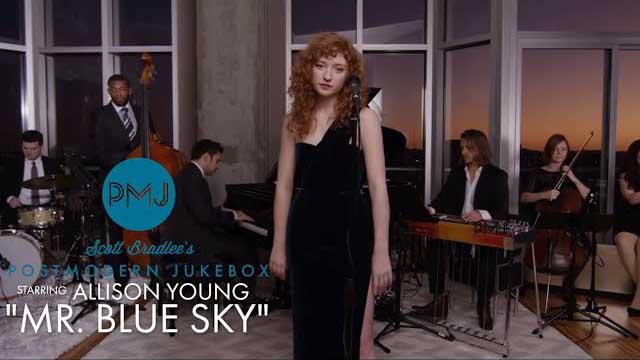 Mr. Blue Sky (Electric Light Orchestra) - Postmodern Jukebox ft. Allison Young