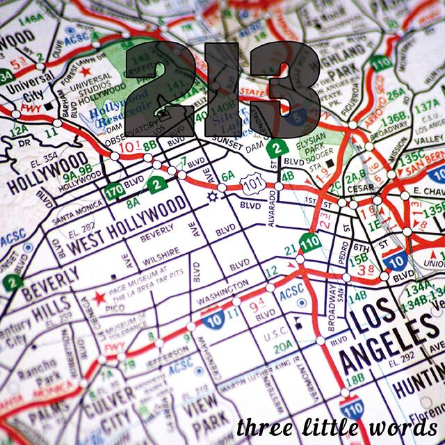 213 / Three Little Words