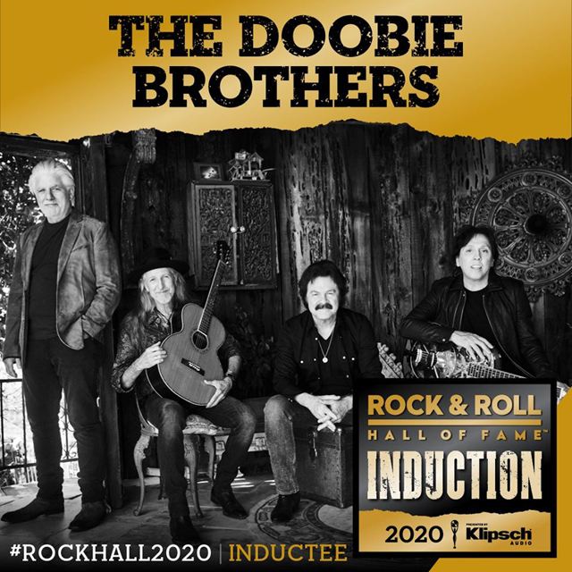 The Rock And Roll Hall Of Fame 2020 - The Doobie Brothers