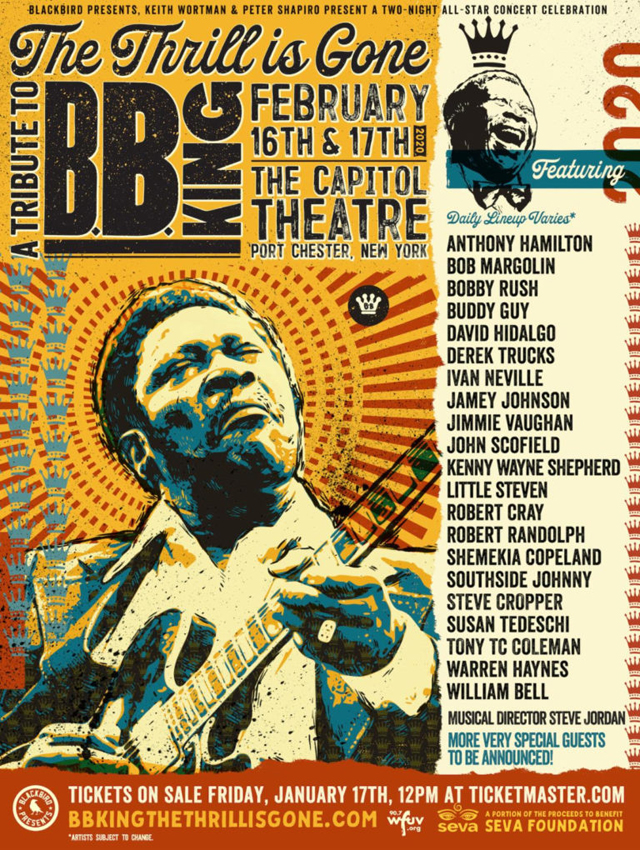 The Thrill Is Gone: A Tribute To B.B. King