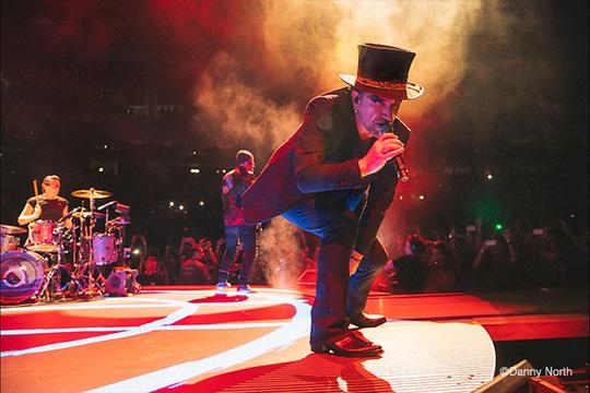 NHK『洋楽倶楽部 U2 エクスペリエンス ライブ・イン・ベルリン』