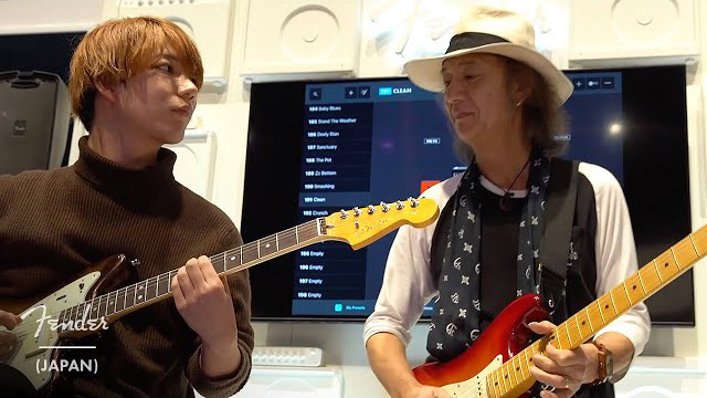 The NAMM Show 2020 Special Stage Vol.2 | Char x ichika