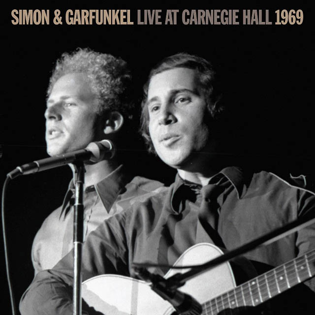 Simon and Garfunkel / Live At Carnegie Hall 1969 - EP