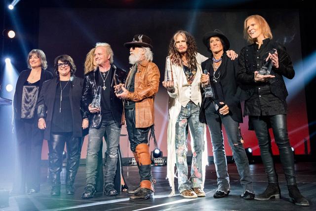 Aerosmith - MusiCares Person of the Year award 2020