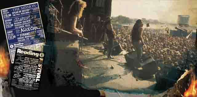 VOW WOW / LIVE AT READING FESTIVAL 1987