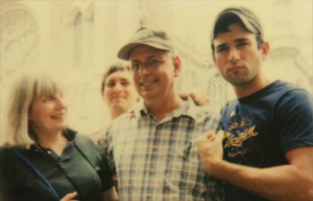Jeannette Woodward, John Ringhofer (Half-handed Cloud), Lowell Brams, Sufjan Stevens