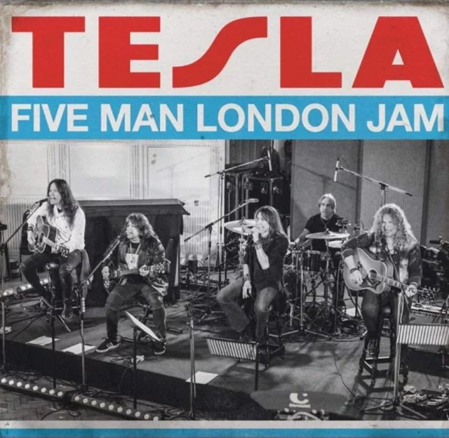 Tesla / Five Man London Jam