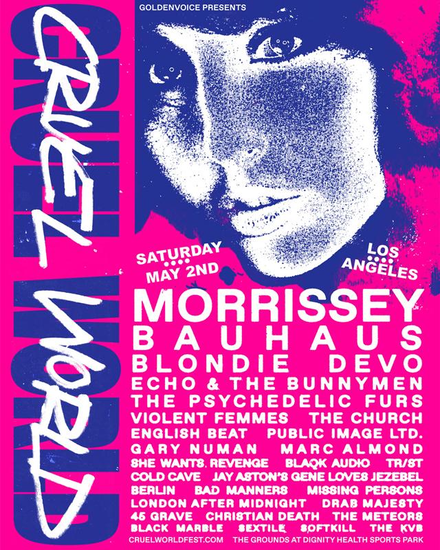 Cruel World Festival