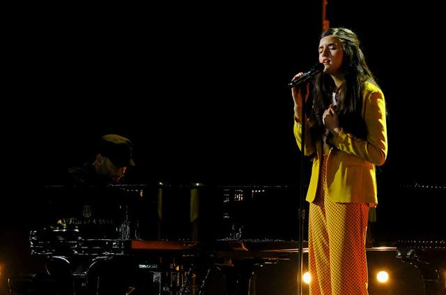 Angelina Jordan Sings Elton John's