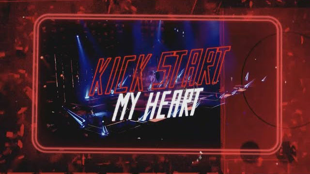 Mötley Crüe - Kickstart My Heart (Official Lyric Video 2020)