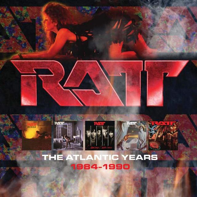 Ratt / The Atlantic Years 1984-1990