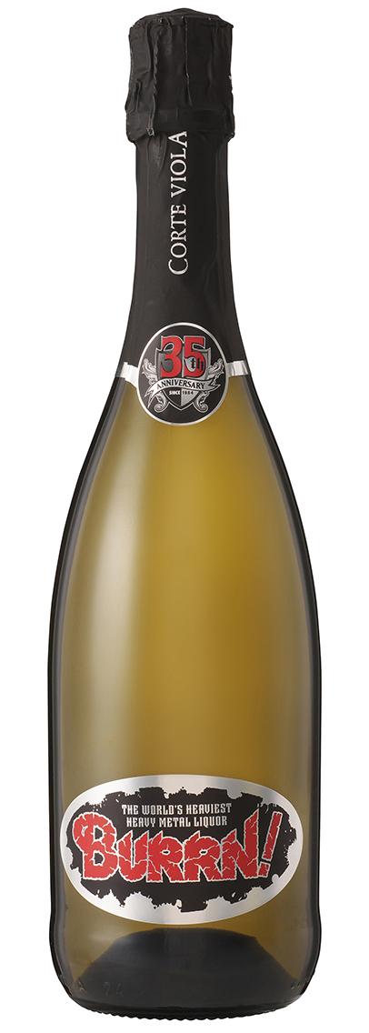 BURRN! 35th Anniversary SPARKLING!! WINE