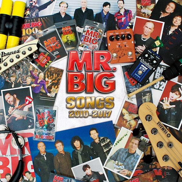 MR.BIG / SONGS 2010-2017