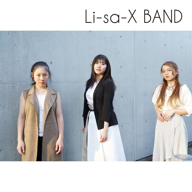 Li-sa-X BAND