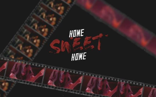Mötley Crüe - Home Sweet Home (Official Lyric Video 2020)