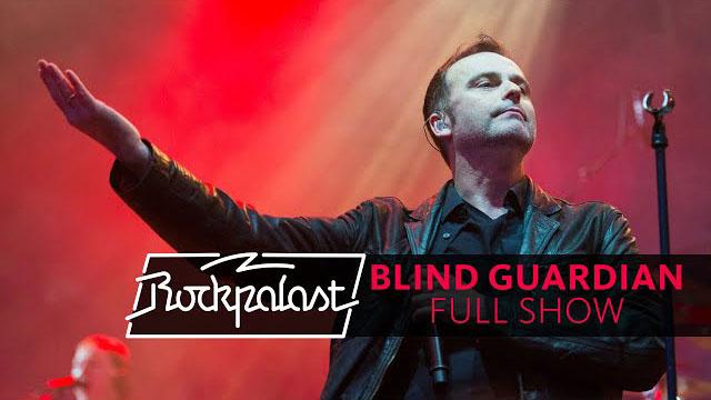 Blind Guardian live    Rockpalast   2016