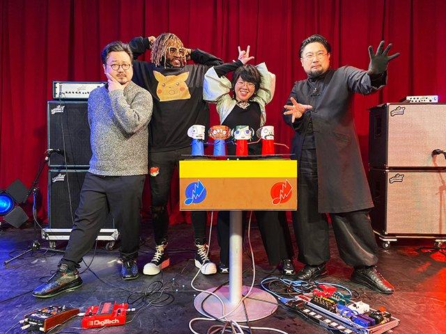 NHK『シャキーン!「サンダーキャット参上!」』(c)NHK