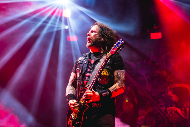 Gary Holt - Photo by by Katherine Tyler/MSG Photos