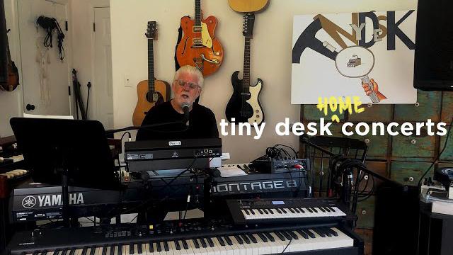 Michael McDonald: NPR - Tiny Desk (Home) Concert