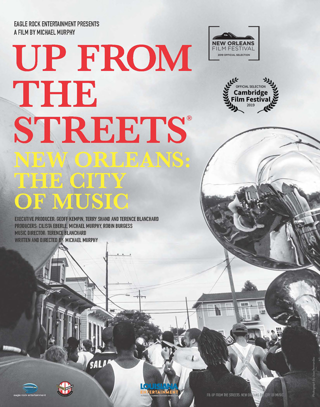 Up from the Streets: New Orleans -- The City of Music