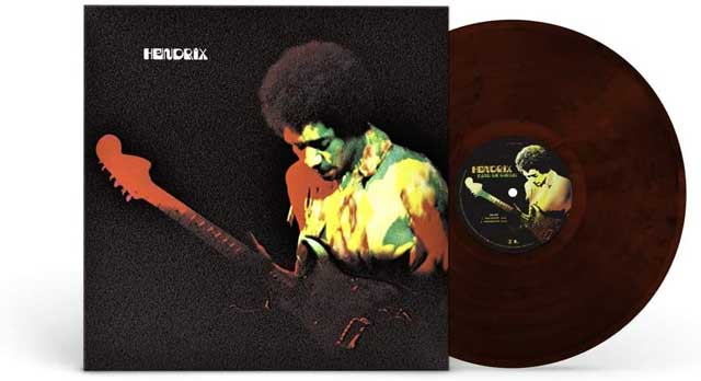 Jimi Hendrix / Band of Gypsys [Translucent White, Red and Black Vinyl]