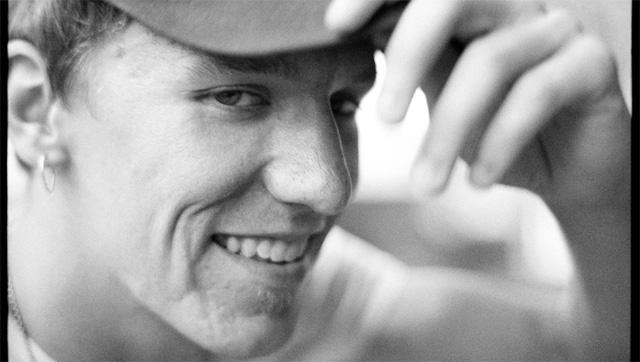 Elliott Smith, photo by JJ Gonson